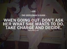 The Gentleman's Guide #30