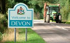 Devon, this is in the UK, but my son's name is Devon so it's pretty neat