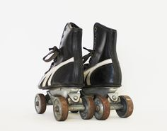 Meet You at the Rink - Vintage Roller Skates