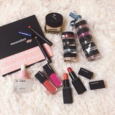 #moonshot #문샷 예쁜 패키지보다 더 예쁜 발색 #화장품 #언제다쓰지? #cosmetics #beauty