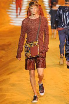 Fendi Spring 2014 Menswear