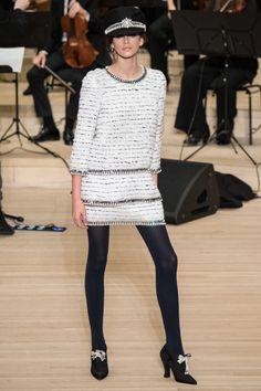 Chanel коллекция   Коллекции осень-зима 2018/2019   Гамбург   VOGUE