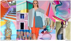 #FashionSnoops #denimtrends on #WeConnectFashion. SS17 Women's story: Juxtapoze