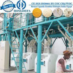 50T/24H maize milling plant in Kenya #maizemillingplant #maizemill #maizemilingmachine #maize grinder #maizerollermill #hongdefamachinery