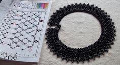 Pöttyök és szívek by Poe Beading Tutorials, Beading Patterns, Beaded Jewelry, Beaded Necklace, Necklaces, Earring Tutorial, Beaded Ornaments, Bead Weaving, Seed Beads