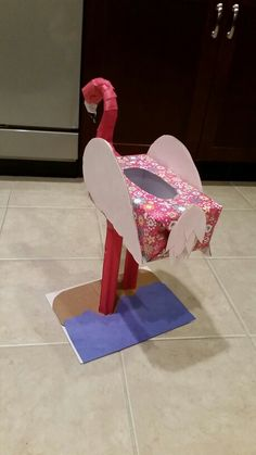Flamingo VDAY box