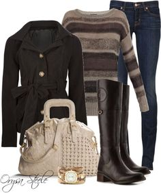 """Fall for Me"" by orysa ❤ liked on Polyvore"