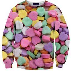 Candy Heart Sweater - http://shelfies.com/