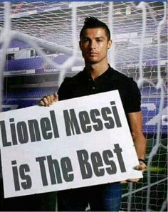 Well done ronaldo Messi Y Ronaldo, Cristiano Ronaldo, Neymar, Messi Pictures, Messi Photos, Messi Soccer, Nike Soccer, Ronaldo Soccer, Funny Soccer Memes