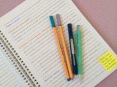Como organizar material de estudos: o que fazer com o material quando acabamos a faculdade e como se organizar enquanto estamos estudando. | vidaminimalista.com | Vida Minimalista