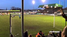 Birmingham fans taunt Blyth goalkeeper  Not cool - it's only a game!