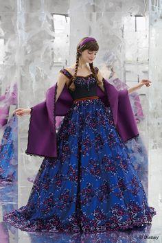 - Source by SonjaausKiel - Disney Princess Dresses, Disney Dresses, Old Fashion Dresses, Fashion Outfits, Robes Disney, Fairy Dress, Cute Fashion, Steampunk Fashion, Gothic Fashion