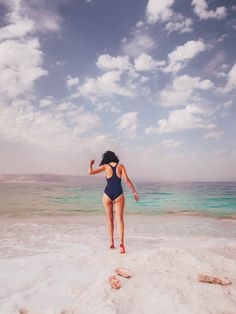 When I was young, I found about about this place called the Dead Sea. Sometimes I would try to imagine how would it be like to be floating in the Dead Sea. Jordan Travel, Dead Sea, Road Trip, Finger, Jordans, Europe, Child, Crown, Tattoo