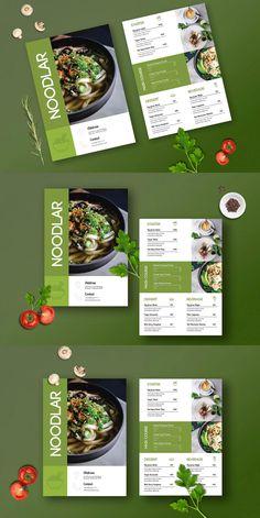 Restaurant Menu Template AI, EPS – Awesome Graphic Design - Design Home Restaurant Layout, Restaurant Design, Cafe Menu Design, Restaurant Restaurant, Resturant Menu, Restaurant Identity, Ppt Design, Food Graphic Design, Food Menu Design