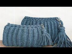 [김라희[코바늘가방 별무늬 코바늘 가방 뜨기 난이도 중 (Star pattern crochet bag) - YouTube