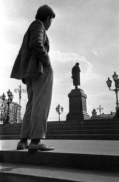 Рядом с Пушкиным, 1957 год