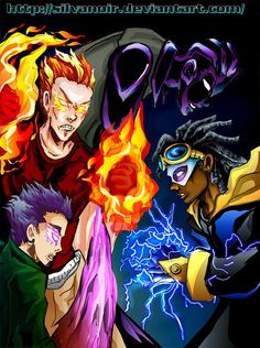 Ah nostalgia... from the early 2000's. STATIC SHOCK. This, X-Men:Evolution, and Batman Beyond were the last cartoons I would actually get up and watch on Saturday mornings. Now I sleep in or g...