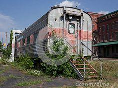 Restaurants Downtown Wilkes-Barre | rail car in downtown Wilkes-Barre, PA, once used a restaurant ...