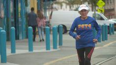 Santa Cruz Runner Makes Boston Marathon History Boston Marathon, Year Old, Female, History, Tops, Fashion, Santa Cruz, Moda, One Year Old