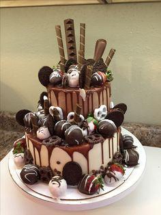 Mmm mm my kinda cake