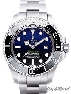 ROLEX シードウェラー ディープシー Dブルー(Sea Dweller Deep Sea D-Blue) / Ref.116660