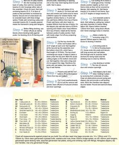 Backyard Playhouse Plans - Children's Outdoor Plans