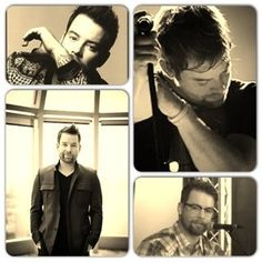 Avoiding working out by looking at pics of David Cook.