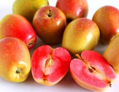 Red flesh fusion apples