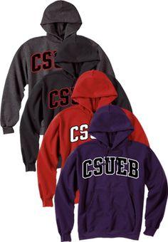 de1514ce California State University East Bay Hooded Sweatshirt   California State  University, East Bay