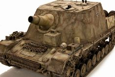"""Ah, the enjoyment of receiving a package from the Boys in Brown, especially when I know that it contains a Stu.Pz.IV """"Brummbar"""". During the course of one of our frequent email conversations, MMiR editorial assistant, modeler, and all around nice guy Jeff Kleinhenz mentioned that he was feeling short on …  Continue reading"""