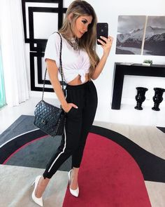 Blazer Outfits Casual, Classy Outfits, Beautiful Outfits, Dress Outfits, Girl Fashion, Fashion Looks, Fashion Outfits, Womens Fashion, Edgy Style