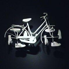 """Il prossimo evento a SPAZIO FASE é RAGGIO """" Stile di vita a pedali """" una due giorni dedicata alla bicicletta e alle officine artigianali. Eventi, mostre-mercato, esibizioni, workshop, bike-polo, incontri, zona food su bike. 14-15 Nov. Dalle 11 alle 23 presso @spaziofase Ingresso Gratuito!  #spaziofase #raggio #excartierepigna"""
