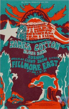 Mothers of Invention Fillmore