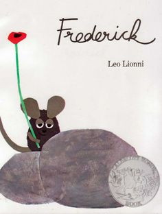"Leo Lionni, ""Frederick"" ""Frederick, the field mouse, and the worth of his contribution to the family of mice. Leo Lionni, Used Books, My Books, Album Jeunesse, Vintage Children's Books, Vintage Kids, Children's Picture Books, Children's Literature, Little Books"