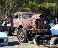Autocar Truck | Flickr - Photo Sharing!