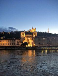 Lyon by night Lyon, Louvre, Night, Building, Travel, Places, Viajes, Buildings, Destinations