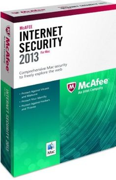 McAfee Protection For Mac 1PC 2013 by McAfee Inc We all know that Macs don't get PC viruses, but the Internet is a dangerous place and Macs are just as vulnerable to Internet threats as PCs. Phishing websites can steal your personal information and malicious websites can download malware that you might unknowingly spread to your friends.