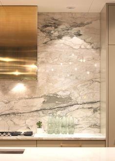 Divine Renovations Marble Inspiration #Marble #Splashback