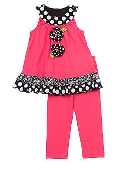 Rare Editions Flower Capri Set Toddler Girls Cute Little Girls Outfits, Kids Outfits Girls, Little Girl Dresses, Girl Outfits, Girls 4, Toddler Girls, Kids Dress Wear, Dresses Kids Girl, Baby Girl Dress Patterns