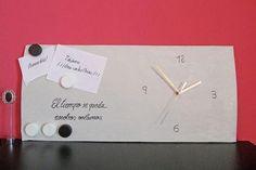 Hacer un reloj original