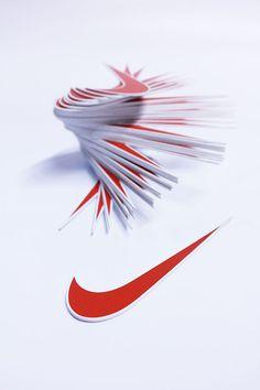 Nike swooshes