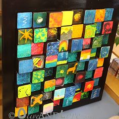 Universe art.  ANOTHER great idea for next year's auction.