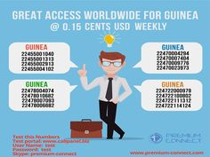New Series & New Ranges of International Premium Rate Numbers Available .Congo, Gambia, Sierra, Latvia Leone, Somalia and many more, with great & instant payouts. Flexible payment options (Weekly/Daily) Skype : premium-connect http://www.premium-connect.com Note:- We don't provide routes. Please don't add us if you need routes.