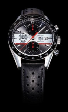 TAG Heuer Carrera Goodwood Festival of Speed- Calibre 16 Chronograph