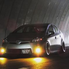 PRIUS 3SDM Toyota Hybrid, Chula, Toyota Prius, Modified Cars, Cool Cars, Wheels, Sport, Nice, Deporte