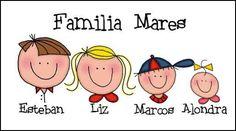 Image result for family presentation card