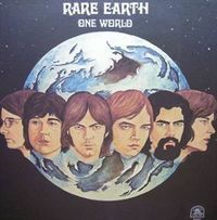 """I Just Want to Celebrate"" from One World by Rare Earth (1971)"