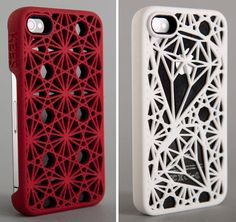 "Kees is a company based in The Netherlands that uses 3D printing technology to create sturdy plastic cases for your iPhone. What's even cooler about Kees (pronounced ""case"" in The Netherlands) is that you can design your own case and they make it for you."