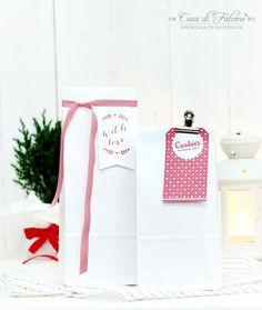 Keksverpackungen für die Weihnachtsbäckerei oder Kekse einpacken leicht gemacht! Keksdosen, Kekstüten und hübsche Verpackungsideen für Weihnachtsplätzchen.