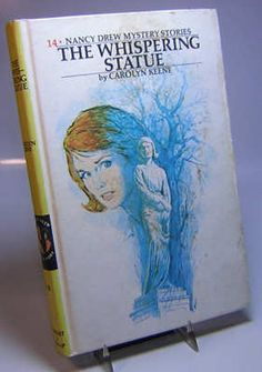 Nancy Drew books really got me into reading as a kid.  My favorite was 14 - The Whispering Statue.